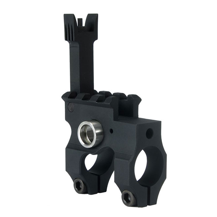 VLTOR Style Flip Front Sight Tactical Folding Sight Tower