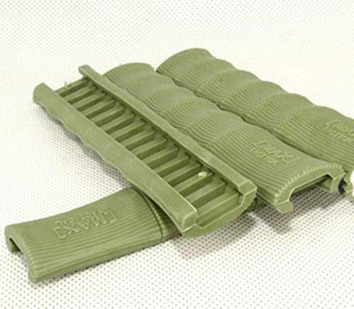 Airsoft Tactical TROY rail cover OD