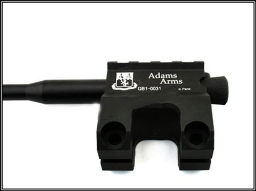 Tactical AD Arms aluminum gas block