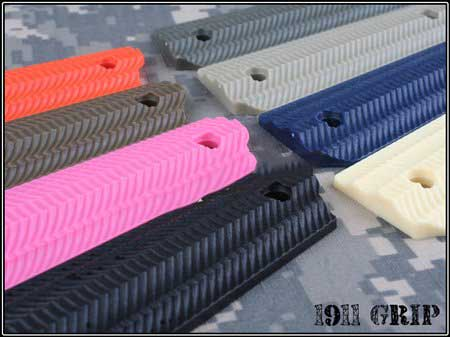 MEU/1911 GRIP Cover A TYPE for Airsoft Tactical