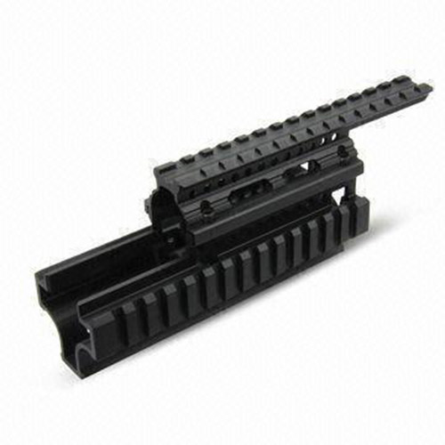 AK Quad Rail Hand Guard System Lightweight Durable