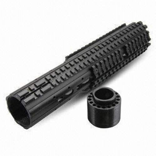Lightweight Durable Free Float Hand Guard Rail System