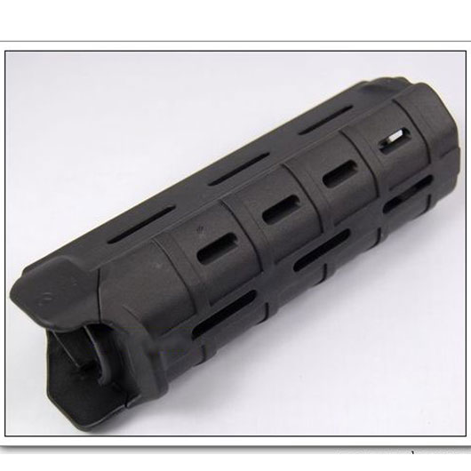 MP PTS MOE 7inch Hand Guard Black Airsoft Parts