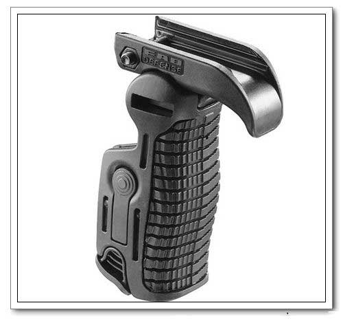 Foregrip Rail System for Pistols Tactical Parts