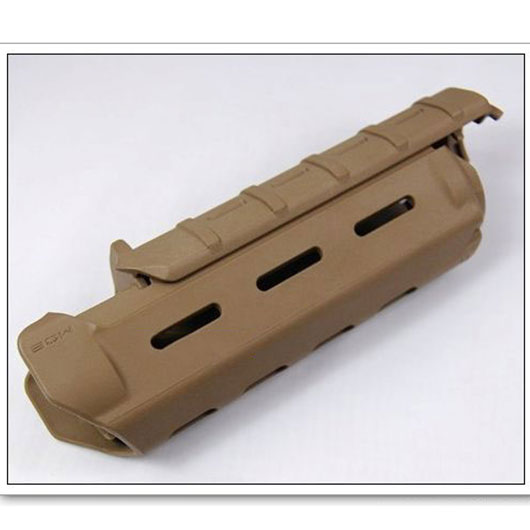 MP PTS MOE 7inch Hand Guard Dark Earth Parts