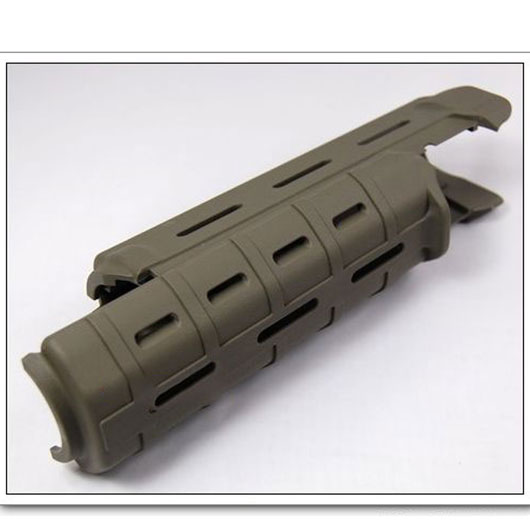 MP Tactical PTS MOE 7inch Hand Guard Foliage Green