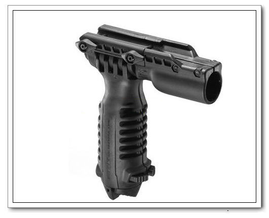 OP Bipod and 1in Light Adapter Airsoft Parts