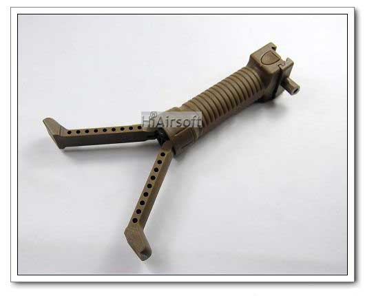 Grip Bipod RS19-0057(TAN) 8144D Tactical Parts