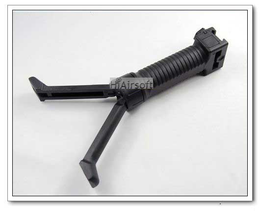 Grip Bipod RS19-0057 Black Tactical Parts
