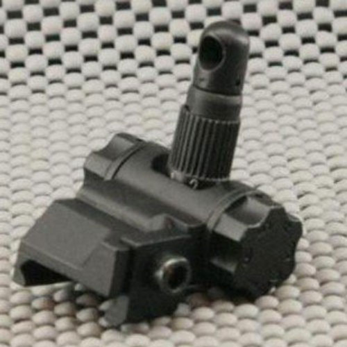 Z Tactical Rail Flip Up Rear Sight SCAR Style