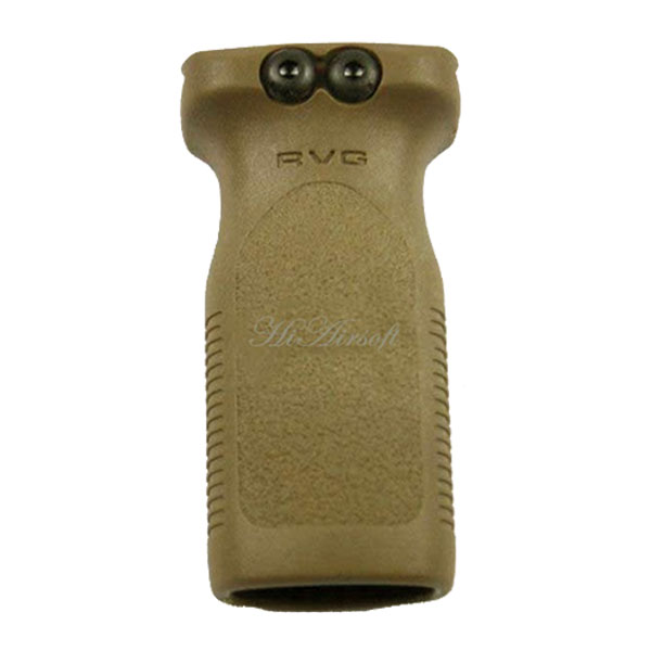 MP RVG Rail Vertical Grip Front Grip Forward Foregrip Rail TAN