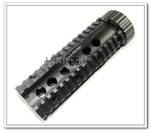 M4 Knight Utg Tactical Weaver Rai Handguard