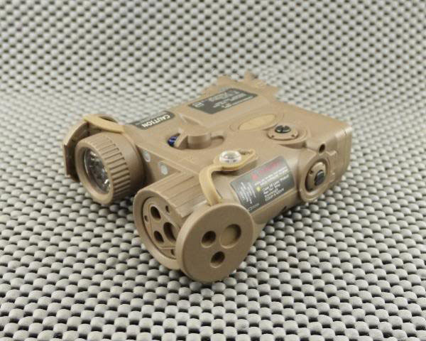 Navy Seal AN/PEQ Toy Battery Box FDE