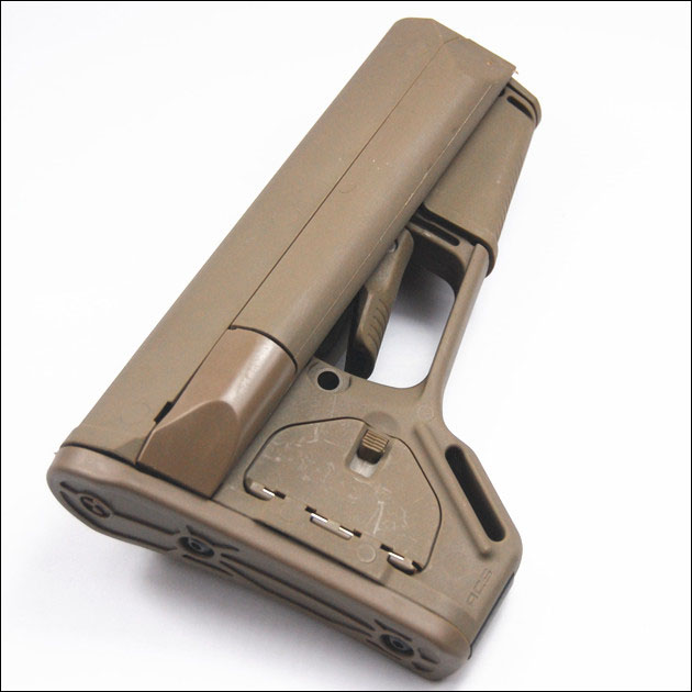 MP PTS ACS Carbine Tactical Stock For M4/M16 Buttstock TAN