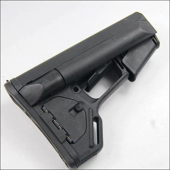 MP PTS ACS Carbine Tactical Stock For M4/M16 Buttstock BLACK