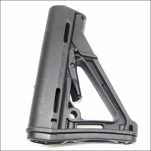 MP CTR Stock Black Tactical Parts