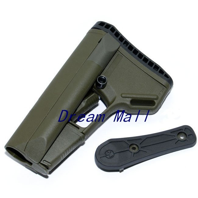 Tactical MP ACS Stock Olive Drab Parts