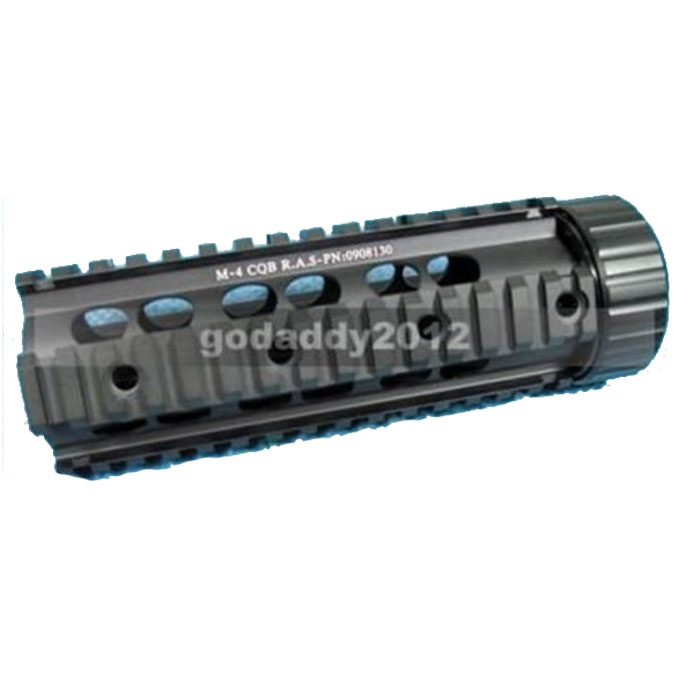 Knight UTG M4 CQB Quad Weaver Rail Handguard Tactical
