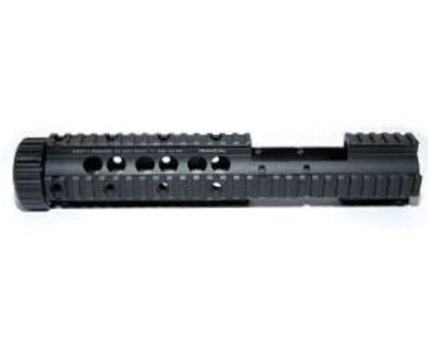 Airsoft RIS Model Handguard Quad Rail System Parts