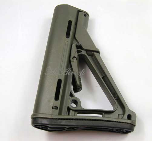 MP CTR Stock For AEG Mil-Spec Version Olive Drab(CTR-B-OD)