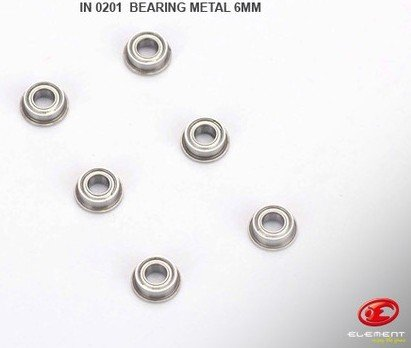 AEG Element 6mm Steel Ball Bearing