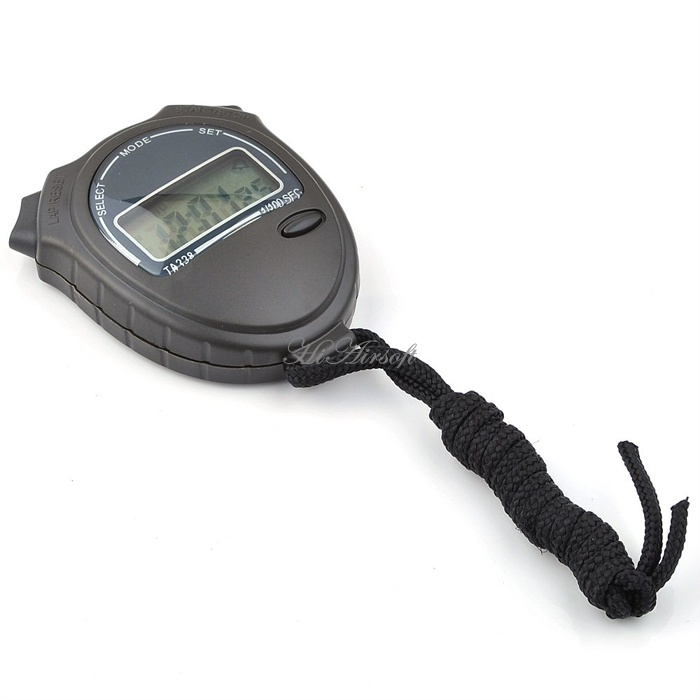 Chronograph Timer Sports Stopwatch