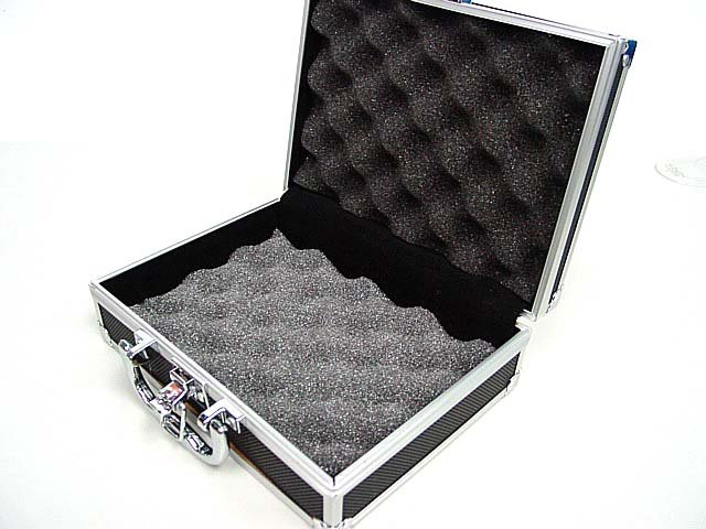 Storage Hard Case Box 8.5 inch Airsoft AEG Aluminum