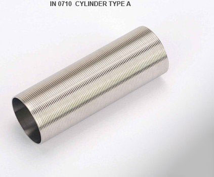 Element Stainless Cylinder Type A (450mm - 500mm+) Barrel