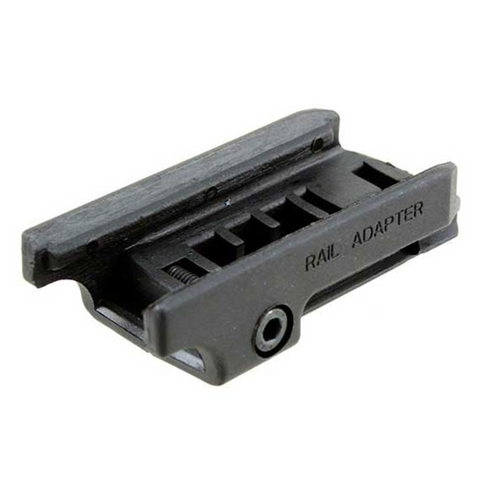 USP45 Under Rail Mount Adapter Black