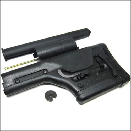 Airsoft Tactical MP PRS Sniper STK for M4 AEG BK