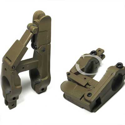 Folding Front Sight ARMS 41B Dark Earth(41B-DE)