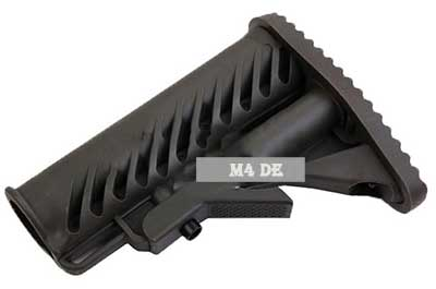 SIG 556 Stock/M4 Collapsible Battery Stock(BK/DE/OD)