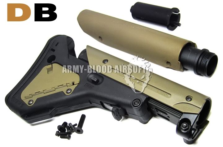 MP UBR for AEG/GBB( BD/DB) for Airsoft Tactical