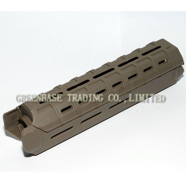 Rail System MP MOE Handguard Quad 9 inch Dark Earth