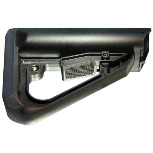 Buttstock for M4 Tactical Intent TI-7 (BK)