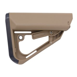 Tactical Intent TI-7 Airsoft Buttstock for M4 (DE)