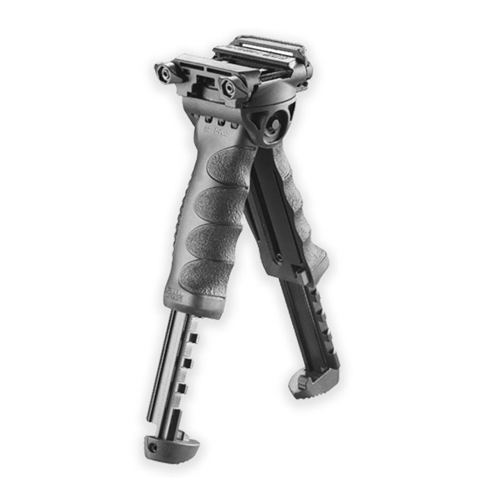 Tactical Foregrip & Bipod TPOD G2 Light Holder Grip Rotating BK