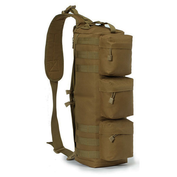 Arms Gear Stealth Tactical Assault Shoulder Sling Grab Molle Out Bag