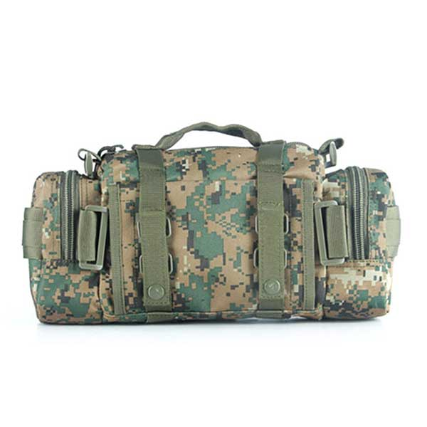 Airsoft Mix 3P Attack Tactical Bags Military Shoulder Bag Waist Pack