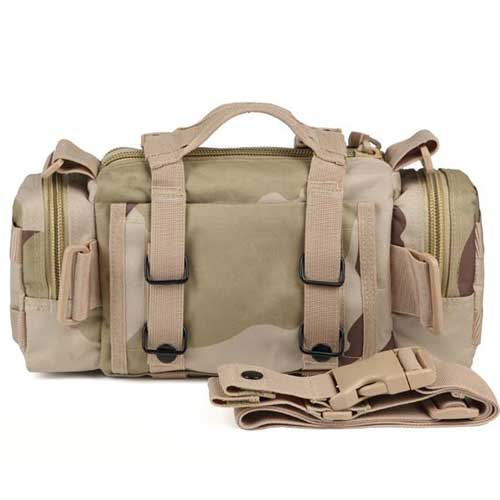 Airsoft Mix Tactical Waist Pack Military Shoulder Bags Outdoor Sport