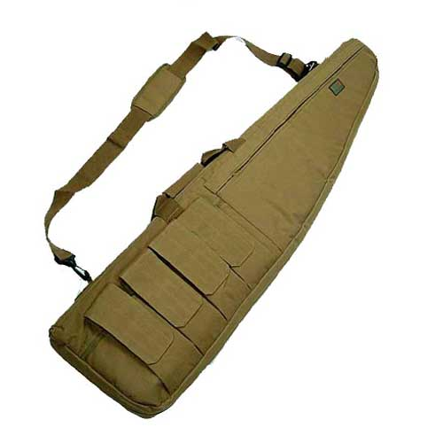 "48"" Long Tactical Rifle Gun Case Bag Hunting Heavy Duty Carry Bags"