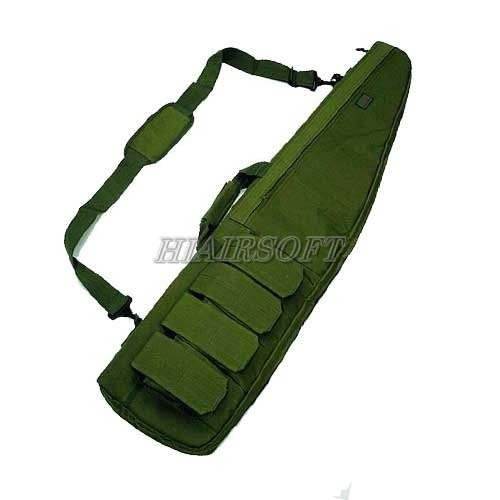 "48"" Large Tactical Long Rifle Case Hunting Gun Bag Carry Bags"