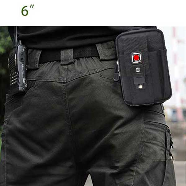 Tactical Waist Pouches Outdoor Sport Casual Tactical Molle Waist Bag