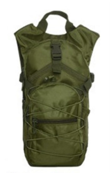 Professional Hydration Pack Tactical Outdoor Water Bag Backpack OD