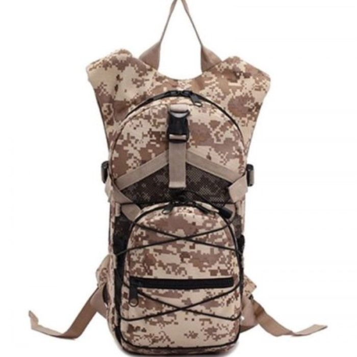Professional Hydration Pack Tactical Outdoor Running Bag Backpack SM