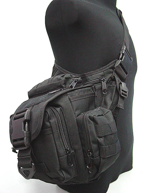 Messenger Cross body Sling Single Shoulder Bag Airsoft Outdoor Gear