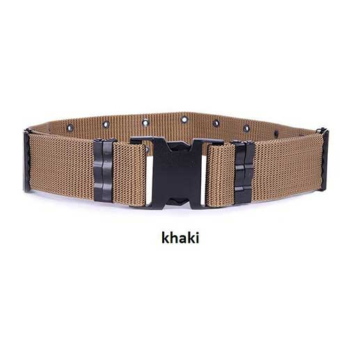 Blackhawk Tactical Rappelling Belt Combat Waist Military Gun Belt DE
