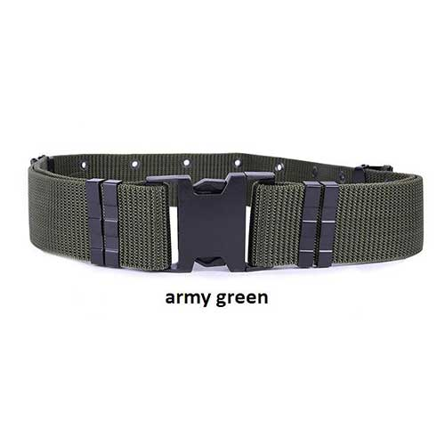 Blackhawk Tactical Army Military Quality Combat Belt Adjustable OD