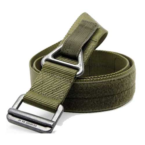 Military Belt Rescue Riggers Rappelling Downhill Military Belt Green