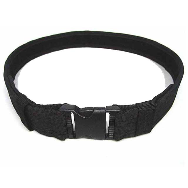 "Police Security SWAT Duty Utility Belt Utility Nylon Combat 2"" BDU"